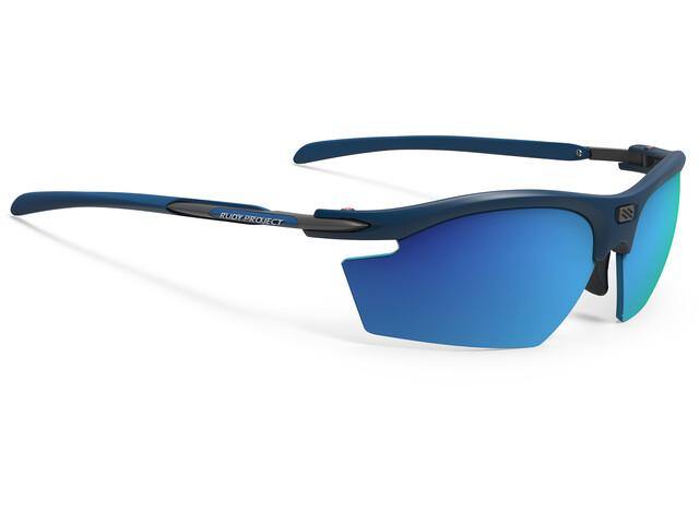 Rudy Project Rydon Glasses Blue Navy Matte - RP Optics Multilaser Blue